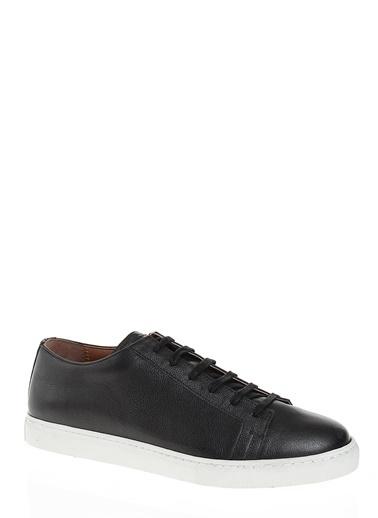Kebo %100 Deri Ayakkabı Siyah
